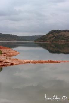 Le lac du Salagou, 2014-2