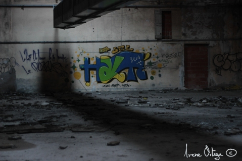 Usine à Lodève. 2014-8